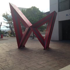 Photo taken at El Paso Museum of Art by Hugo R. on 7/26/2013