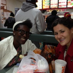 Photo taken at Popeye's by Brandon H. on 12/10/2012