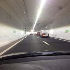 Photo taken at Coentunnel by Ivo B. on 5/13/2013