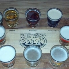 Photo taken at Four Peaks Brewing Company by Christina S. on 10/2/2012