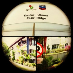 Photo taken at Chevron Indonesia Company by Yunita I. on 10/15/2012