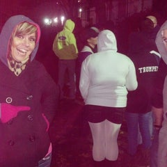 Photo taken at The Factory of Terror Haunted House by Amber B. on 10/21/2012