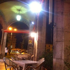 Photo taken at Brasserie La Loggia by Sashka P. on 8/25/2014