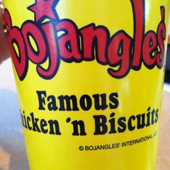 Photo taken at Bojangles' Famous Chicken 'n Biscuits by Jessi C. on 1/9/2013