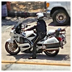 Photo taken at Pasadena Police Dept by Angus N. on 6/6/2013