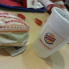 Photo taken at Burger King by Christin A. on 6/8/2014