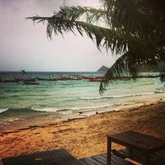 Photo taken at Seashell Resort by Pavel P. on 7/22/2013