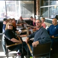 Photo taken at BJ's Restaurant and Brewhouse by Craig P. on 11/18/2012