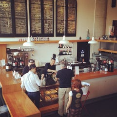Photo taken at Coffee Bar by Caffiend on 9/23/2013