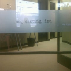 Photo taken at ASG Casting by Pd M. on 11/7/2012