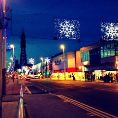 Photo taken at Blackpool Illuminations by lail t. on 10/4/2012