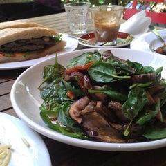 Photo taken at Cafe Pieno by Tomomi K. on 12/6/2012