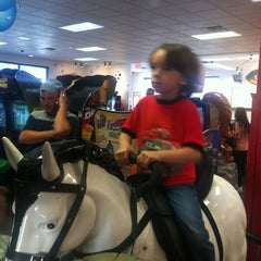 Photo taken at Chuck E. Cheese's by Michael M. on 12/1/2012