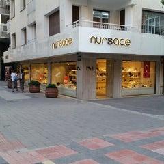 Photo taken at Nursace by 👁Baris👁 U. on 8/30/2014
