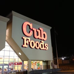Photo taken at Cub Foods by Nathan F. on 11/9/2012