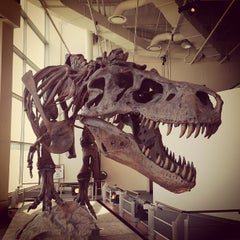 Photo taken at Science Center of Iowa by Norah C. on 4/28/2013