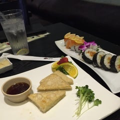 Photo taken at One Sushi Bar & Grill by May G. on 7/6/2015