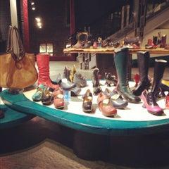 Photo taken at John Fluevog Shoes by Leigh E. on 10/13/2012