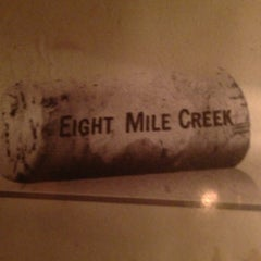 Foto tirada no(a) Eight Mile Creek por Ben R. em 10/3/2012