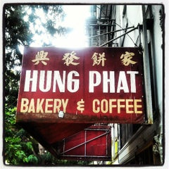 Photo taken at Hung Phat by Michael Y. on 3/18/2013