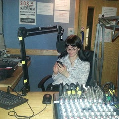 Photo taken at Leeds Student Radio by Tim S. on 5/7/2013