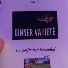 Das Foto wurde bei Restaurant Metzenhof von Günter H. am 11/5/2015 aufgenommen