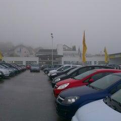 Photo taken at Auto Engleder Hofkirchen GmbH by Günter H. on 10/25/2012