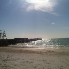 Photo taken at Three Piers by Michele T. on 3/16/2013