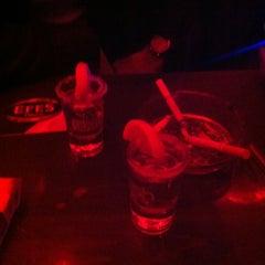Photo taken at Crash Borsa Bar by Aykut K. on 3/14/2013