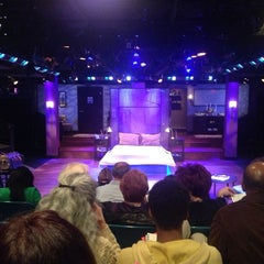 Photo taken at Stages Repertory Theater by Fong C. on 2/9/2014