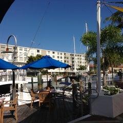 Photo taken at Bimini Boatyard Bar & Grill by Frankie G. on 11/25/2012