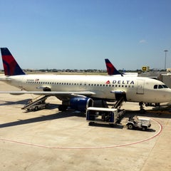 Photo taken at Palm Beach International Airport (PBI) by Jesse A. on 5/10/2013