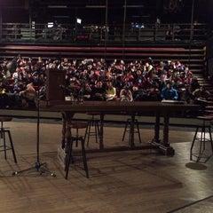 Photo taken at 上海话剧艺术中心 Shanghai Dramatic Arts Center by Jessie W. on 12/28/2014