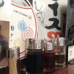 Photo taken at せい家 高円寺店 by mangoo m. on 8/11/2014