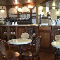 Photo taken at Devotion Cafe Hilton Bogota by Leonardo G. on 11/18/2012