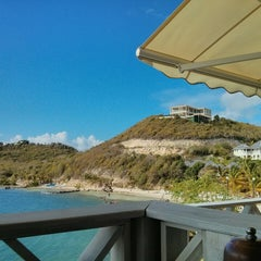 Photo taken at Nonsuch Bay Resort by Paddy O. on 3/6/2014