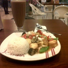 Photo taken at Solaria by Adam C. on 6/10/2013
