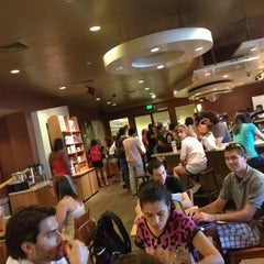 Photo taken at USF Bookstore Starbucks by Кэт Б. on 10/11/2012