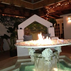 Photo taken at The Cottage Inn and Spa by Jasmine S. on 11/22/2012