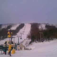 Photo taken at Whitetail Ski Resort by Patrick C. on 12/28/2012