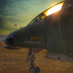 Photo taken at Mighty 8th Airforce Museum by Basilisk on 2/7/2015