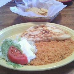 Photo taken at El Ranchero by Matt on 2/23/2014