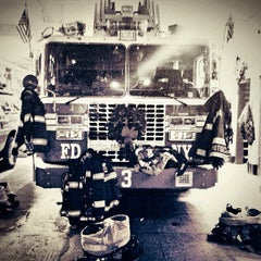 Photo taken at FDNY Ladder 3 by Nicholas H. on 12/9/2012