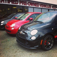Photo taken at Manfredi used cars by Vladyslav B. on 6/27/2013