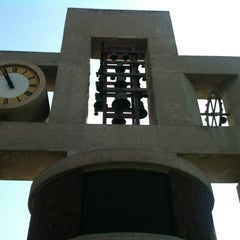 Photo taken at La Villa by Alma O. on 12/19/2012