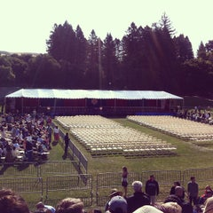 Photo taken at Saint Mary's College of California by Vince J. on 5/25/2013