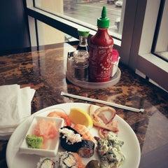Photo taken at Kokyo Sushi Buffet by Nasser M. on 12/5/2012