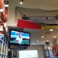 Photo taken at Hurricane Grill & Wings by Lee L. on 10/7/2012