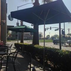 Photo taken at Starbucks by Melanie N. on 3/24/2013