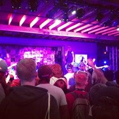 Photo taken at Brazos Hall by Melanie N. on 3/12/2013